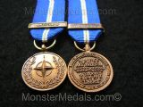 MINIATURE NATO EAGLE ASSIST MEDAL